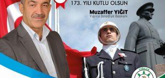 BAŞKAN YİĞİT'İN 10 NİSAN POLİS HAFTASI KUTLAMA MESAJI